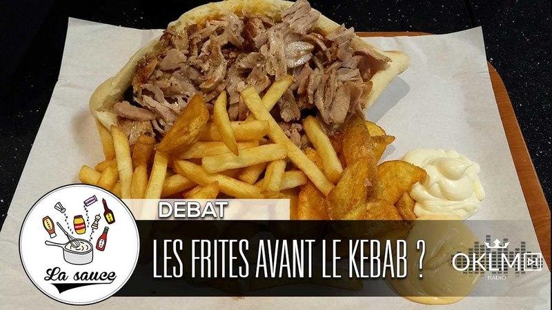 LES FRITES AVANT LE KEBAB Débat avec Dinos LaSauce sur OKLM Radio 23 03 18 OKLM TV