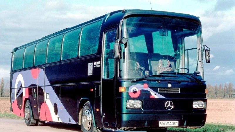 Mercedes Benz O 303 13R 1979–92