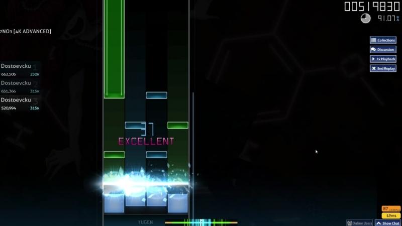 SOUND VOLTEX II -infinite infection- (Team Grimoire)- C18H27NO3 [4k ADNANCED]