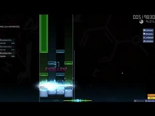 SOUND VOLTEX II -infinite infection- (Team Grimoire)- C18H27NO3 4k ADNANCED