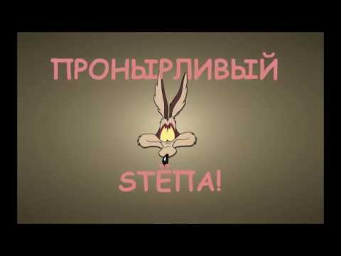 Пронырливый Stepa !