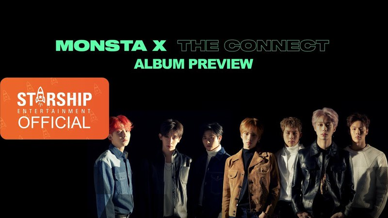 [YT][24.03.2018][Preview] 몬스타엑스(MONSTA X) - 'THE CONNECT'