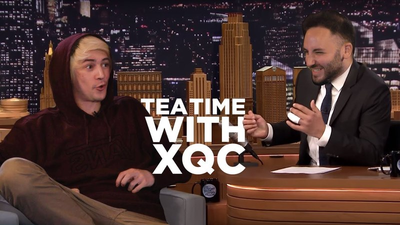 Tea Time with xQc