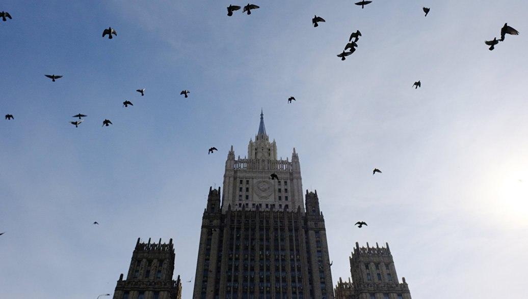 МИД России пригрозил Украине «жёстким ответом»
