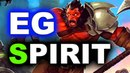 EG vs SPIRIT - BRUTAL ELIMINATION! - ESL Birmingham MAJOR DOTA 2