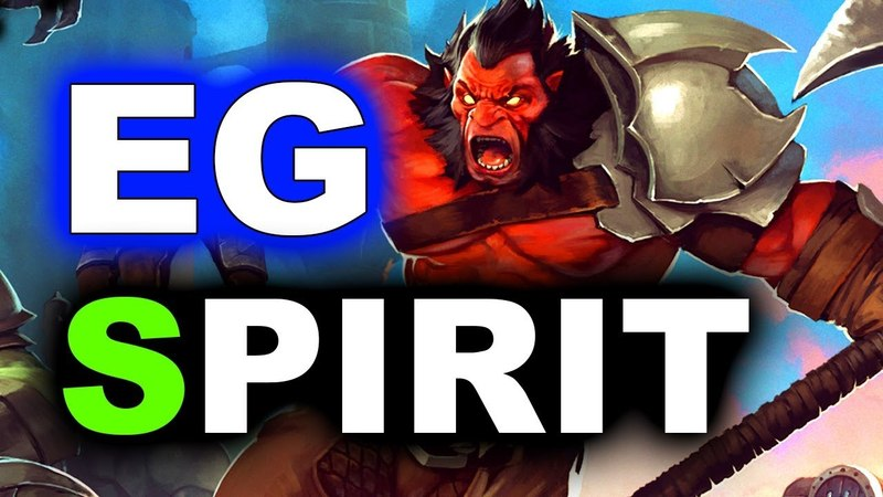 EG vs SPIRIT BRUTAL ELIMINATION ESL Birmingham MAJOR DOTA 2
