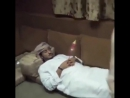 Когда заснул на арабской вписке