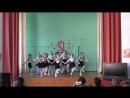 Танец Катюша, девчата из 3А 2018г.