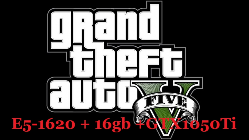 Grand Theft Auto V (VERY HIGH SETTINGS) 1080p