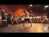 Takeshi (WINS) vs Gabriel Henrique -SEMI FINAL- Masculino - Super Free Step Brasil