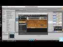7 Преобразовать предложенный MIDI фрагмент в реалистичное исполнение с помощью библиотек NI Kontakt