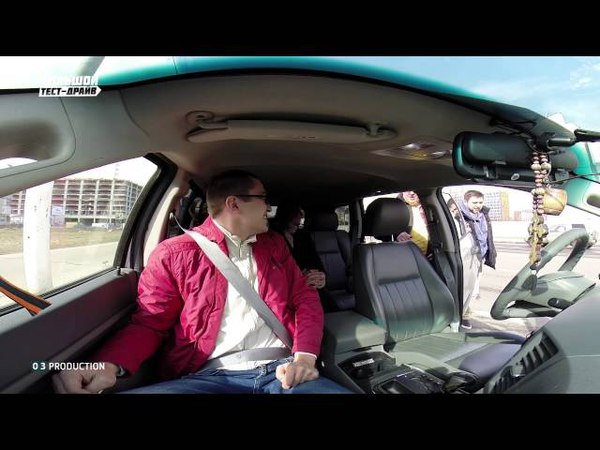 Jeep Grand Cherokee - Большой тест-драйв (бу) Big Test Drive