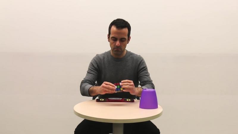 Hugo s Rubik s Cube Challenge Xiaomi Mi
