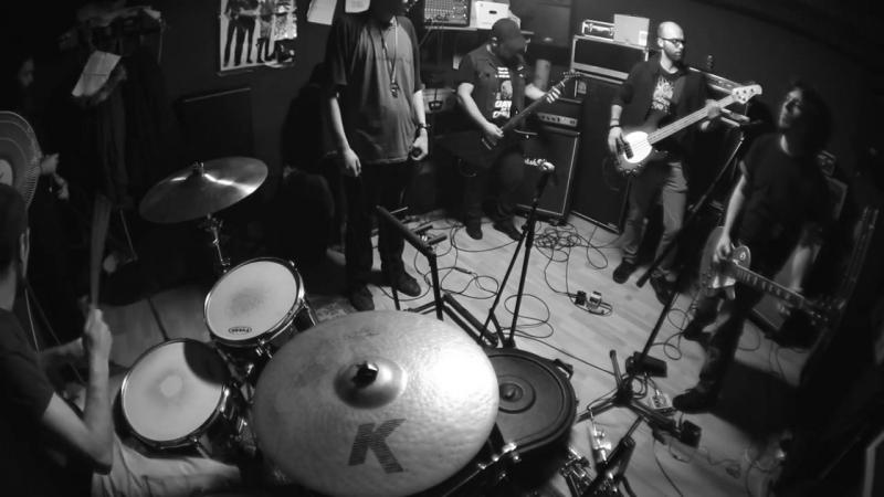 BLACK PANDA - Rehearsal Room 20-12-2012