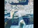 Бассейн на 40-м этаже высотки Market Square Tower в городе Хьюстон, США. Искупались бы