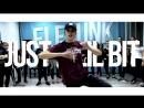 Танцы в Череповце с Полиной Ивановой 50 Cent – Just A Lil Bit Танцевальный центр ЭлеФанк
