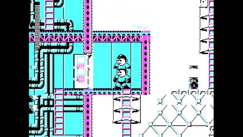 RusVendettAVoice MEGA MAN Games DOS PS1 PS2 AVGN 139 RUS RVV