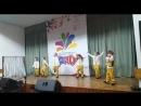 танцующие лучики на детском международном фестивале Рио