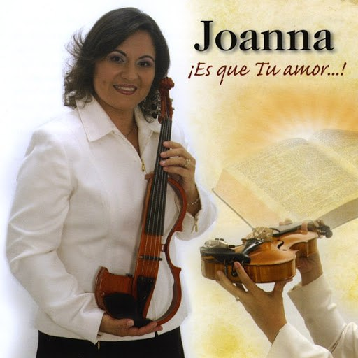 Joanna альбом ¡Es que Tu amor...!