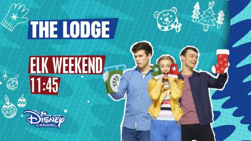 Lukt het Skye om The Lodge te redden?? Je ziet het in de NIEUWE afleveringen van The Lodge. Elk weekend om 11:45 op Disney Cha