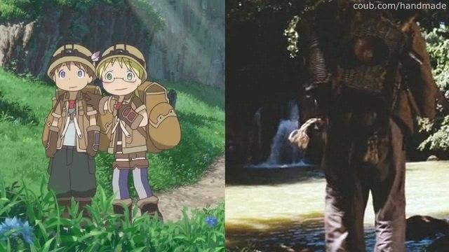Indiana Jones theme (Animesplit)