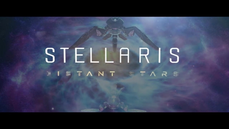 Stellaris Distant Stars, Story Pack - Reveal Trailer