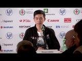 Men Short Program Press Conference - ISU Worlds Milan 2018