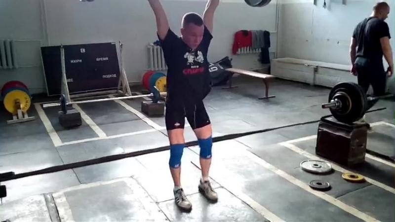 толчок кл 90 кг