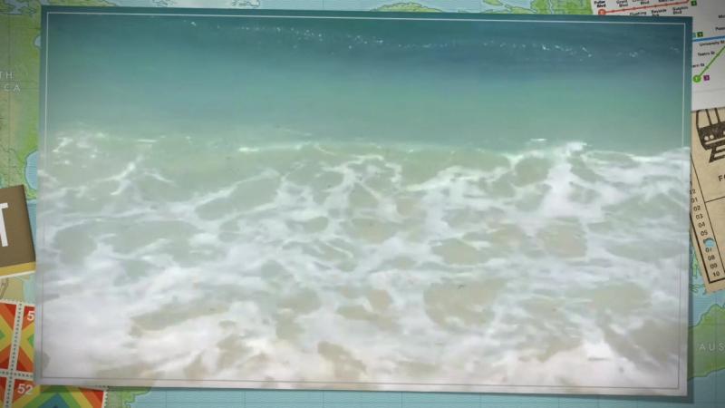 Как приятно поваляться на пляже и послушать хорошую мызыку :)