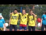 В детском оздоровительном лагере «Спутник» прошёл спортивный праздник