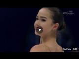 Алина Загитова #1 Alina Zagitova FS 2018 European Championships #1 UchuEnglish.com Разговорный Английский Язык