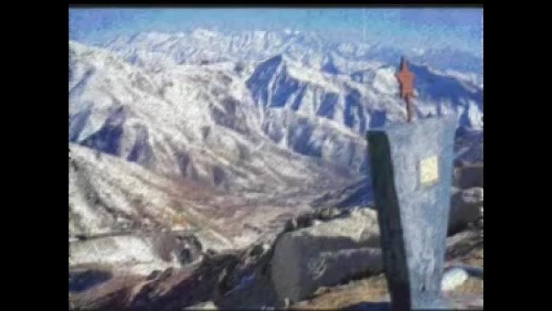 Голубые береты - В горах под Пешаваром