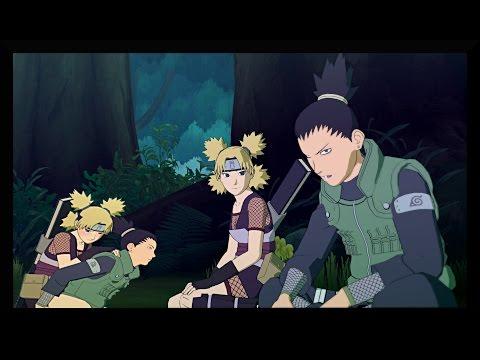 Shikamaru and Temari Moments ❤️️ - ShikaTema - Naruto Shippuden Ultimate Ninja Storm 4