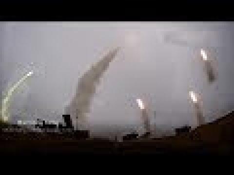Mỹ Tấn công SYRIA Video trực tiêp! Nga trả lời - Syria war