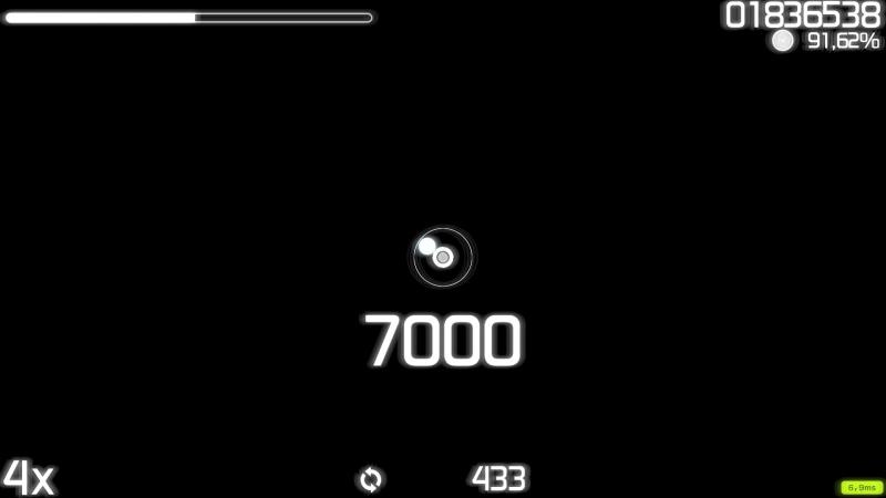 Osu! - S.O.A.D. - Aerials [Hard] MAXAZapples fucked gameplay