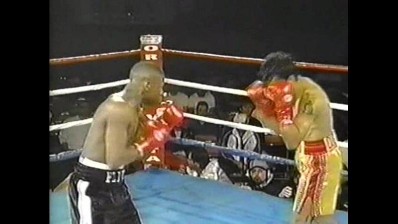16 - Floyd Mayweather vs. Gustavo Cuello [1998-04-18]