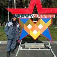 Анкета Евгений Серегин