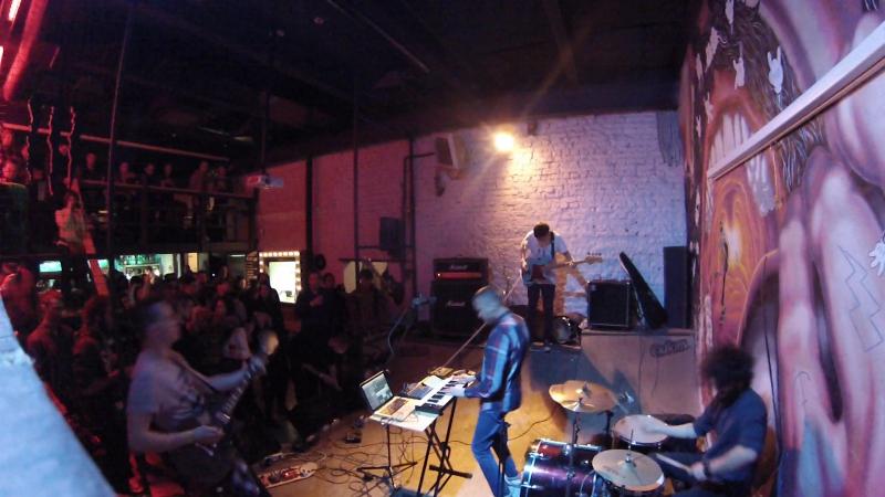 Sila Slona - Аксиома (Live 01/12/17 Бар «Свобода»)