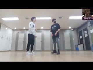 Bts jungkooks manolo dance (feat. hoseok) [full]