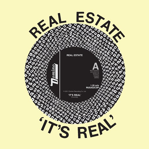 Real Estate альбом It's Real