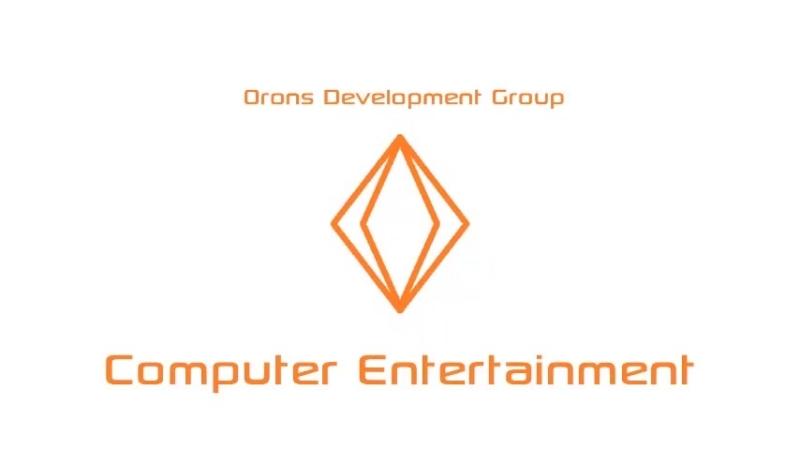 Заставка Orons Computer Entertainment