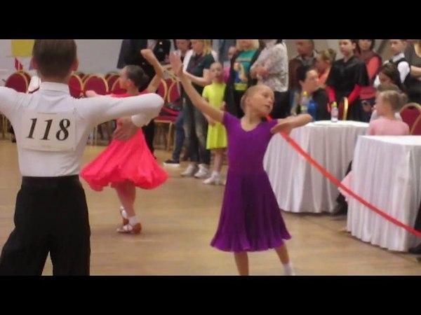 Спортивные бальные танцы соло - Виват, Екатеринбург!