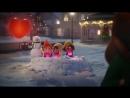 Шикарный рождественский ролик Очень милое видео
