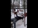 Тренеровка в парке Кузьминки