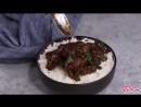 Говядина по монгольски The Best Mongolian Beef