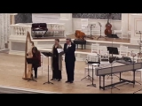 Deborah York, Michael Chance, Andrew Lawrence-King