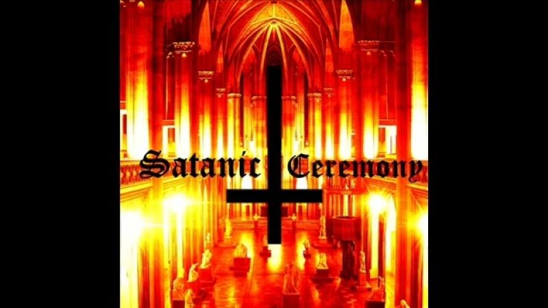 Satanic cerimony