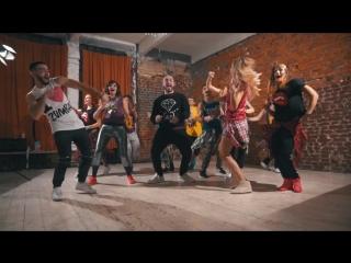 ZUMBA Танцуй вместе с нами - Вахтанг, Гонзо, Верина, Лебаннер