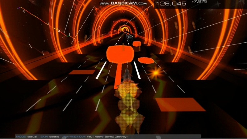 Audiosurf 2 | Rev Theory - Born 2 Destroy [720P 60 FPS]