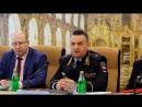 17 01 2018 Генерал Кулик ознакомился с работой дивеевской полиции